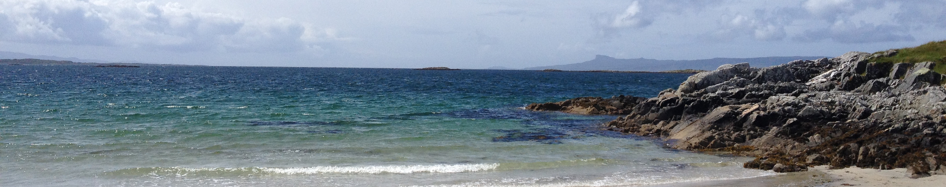 ARISAIG INSPIRATION