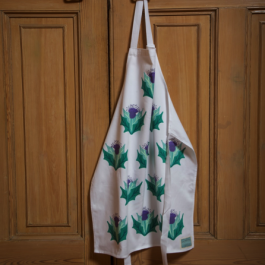 Apron - White Thistle