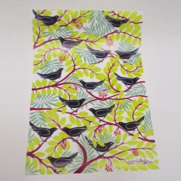 Wrapping Paper - Blackbird
